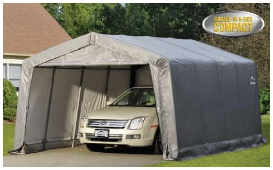 Costco Temporary Garage : Portable car garage shelters the best carport