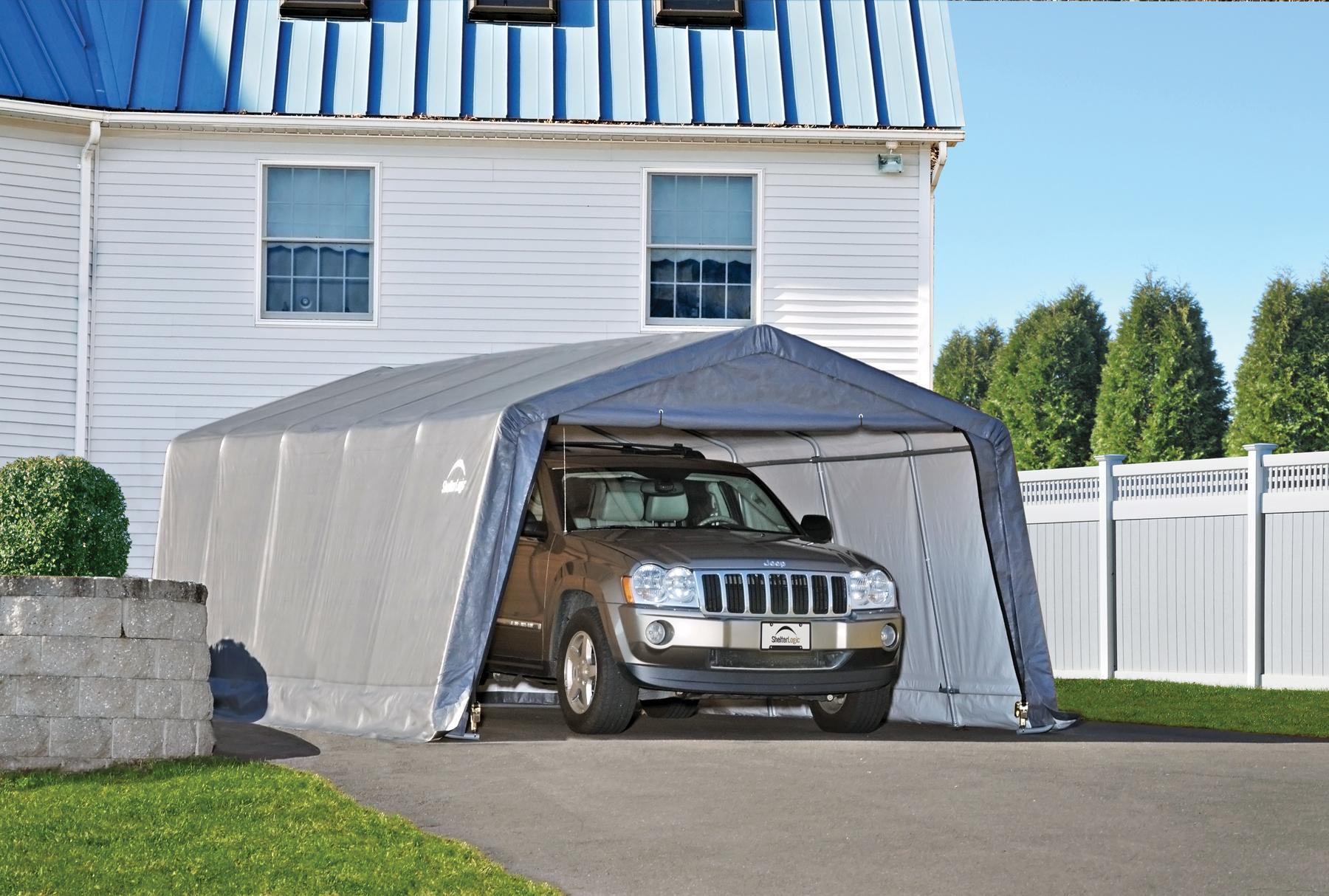 Portable Car Garage Portable Car Garage Shelter Costco: 301 Moved Permanently