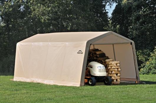 10 x 20 Portable Garage