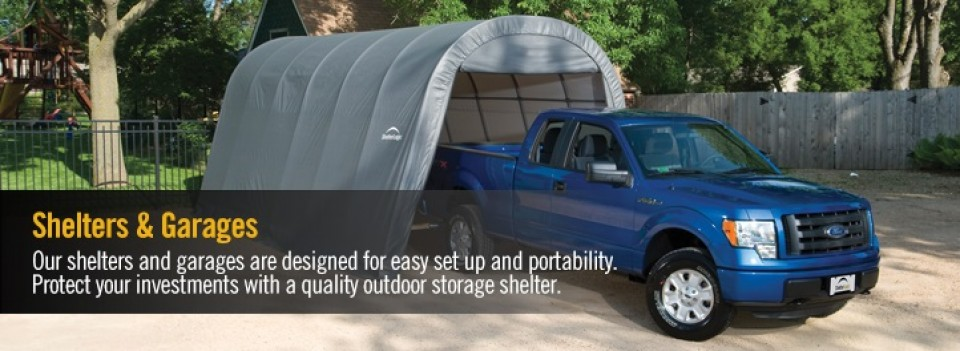 portable carport shelter
