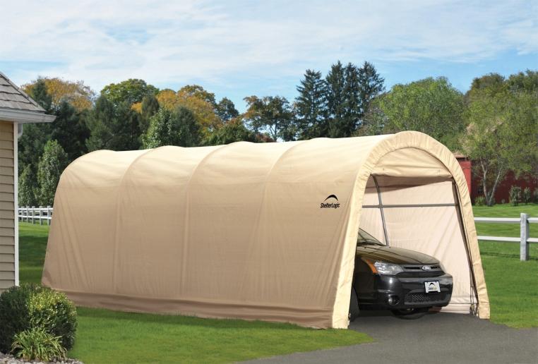 garage in a box shelterlogic