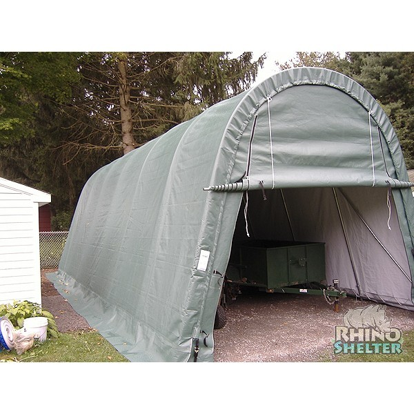 Portable Snow Shelter : Portable car garage shelters the best carport