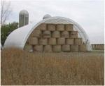 hay storage shelter