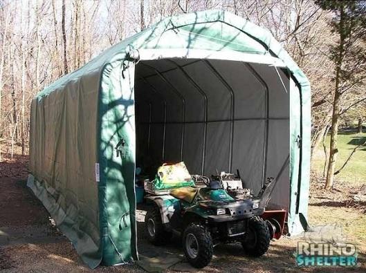 Portable Car Garage Shelters   The best portable carport ...