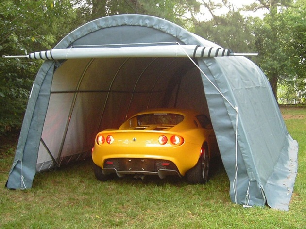 Vehicle Storage Shelter : Portable car storage tent buying guide